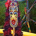 tête de chamane yurtao