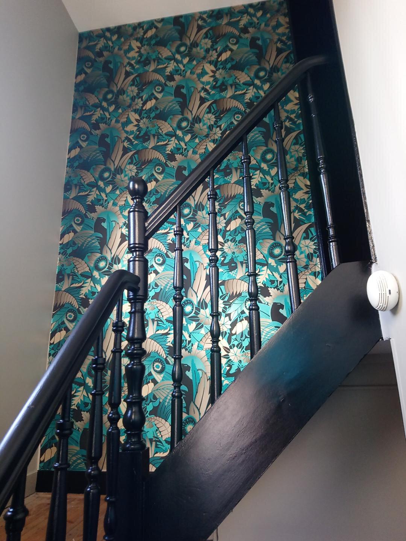 Modele D Escalier Peint 1 air 2 déco