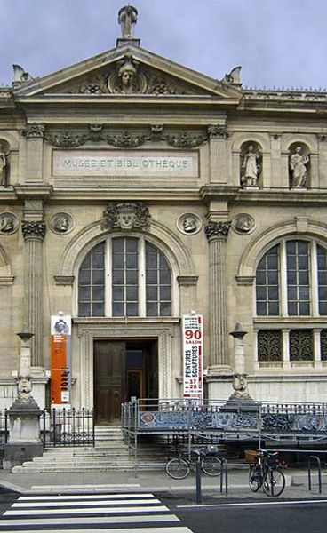 Ancien musée de peinture de Grenoble