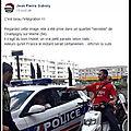 Vendredi 23 mars. la police braquée ! intox !
