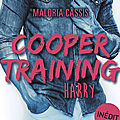 Cooper training - harry de maloria cassis