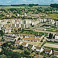Chateau-Thierry (Aisne), cité des Vaucrisses