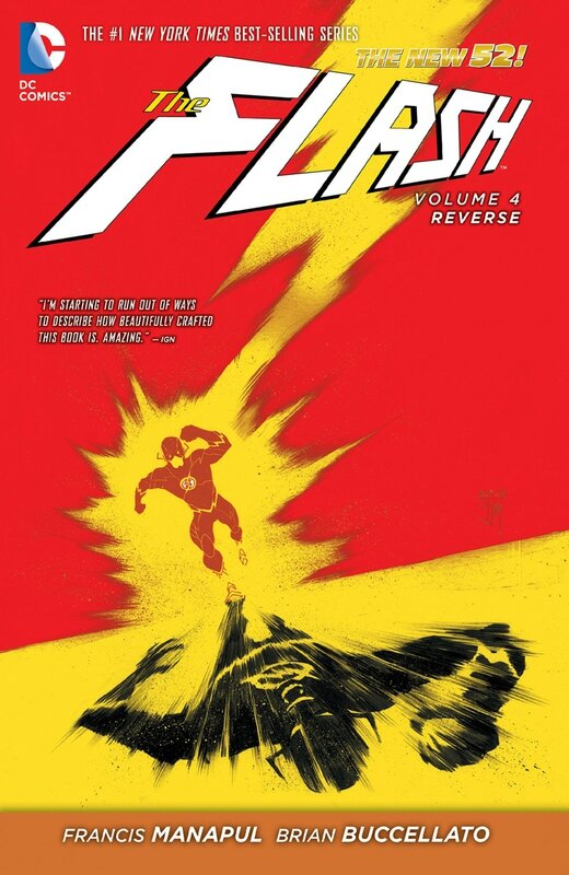 flash vol 4 reverse TP