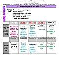Plannings de moirans (novembre et décembre)