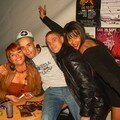 Ludivine, Freeman , Fabian et Lolo