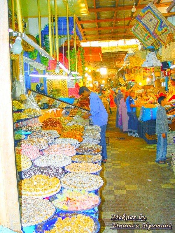 Marché Lehdim Meknes