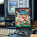 Addicta ball sur msx