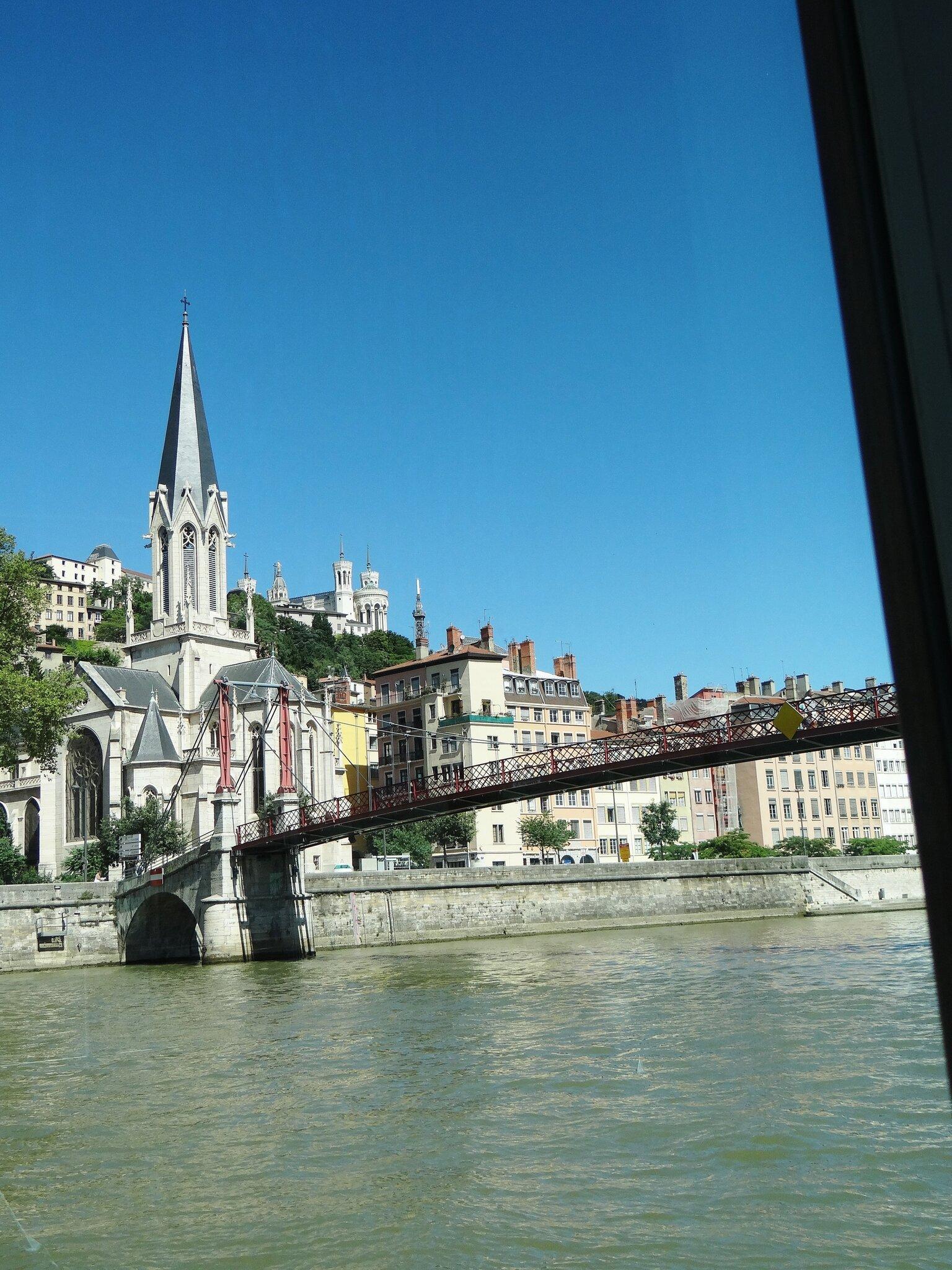 Eglise St. Georges Vieux Lyon
