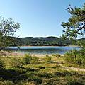 Les 6 lacs au départ de saint-ferréol