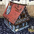 Les maisons de chez tabletop world