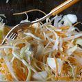 Salade moelleux-croquant