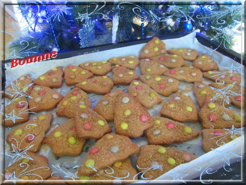 biscuits sapin cannelle4