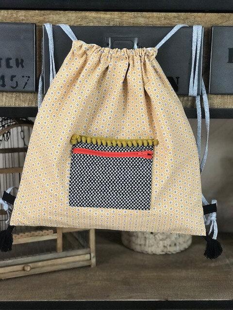 sac a dos japonais jaune (3)
