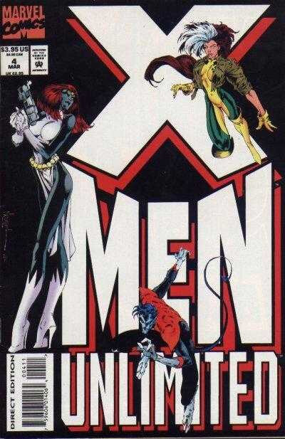 x-men unlimited 1993 04