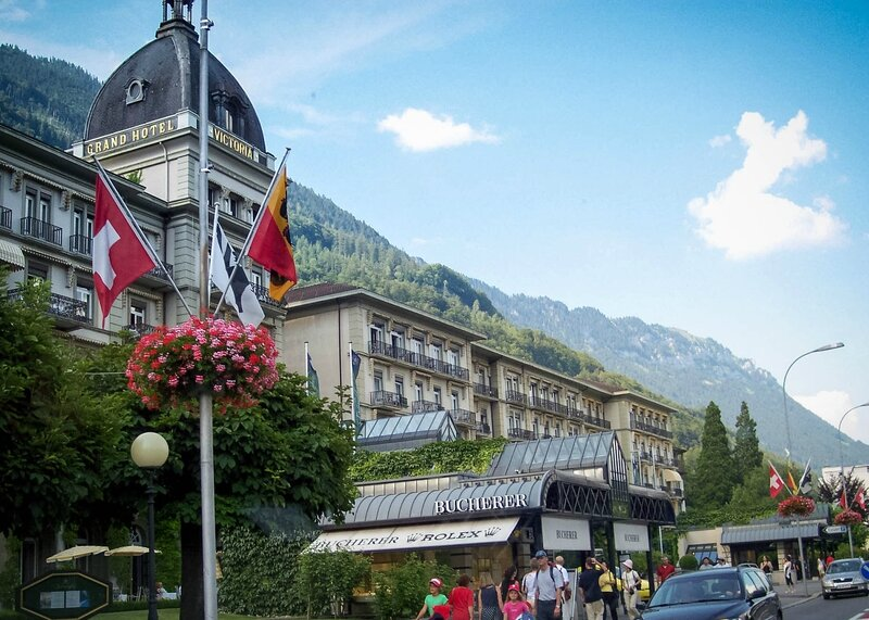 Interlaken casino