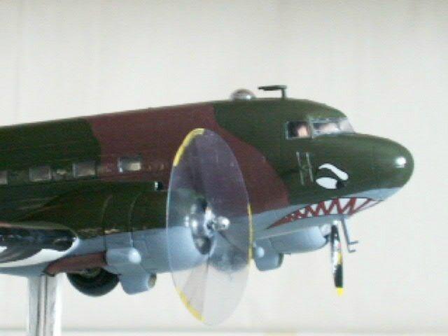avion C 47 DAKOTA Royal air force (9)