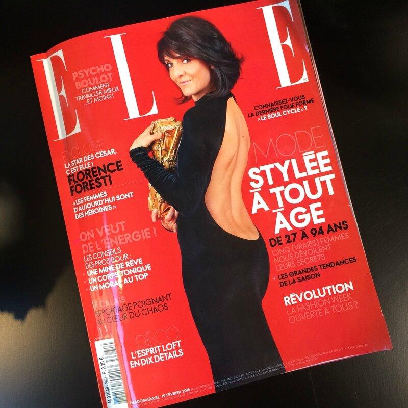 parution ELLE février 2016printemps 2016 Boutique Avant Après 29 rue Foch 34000 Montpellier (14)
