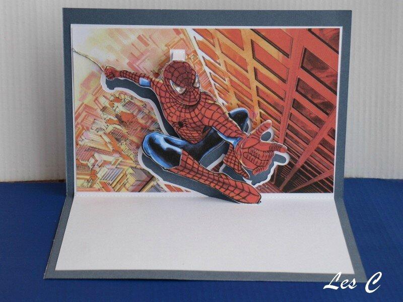 Kiri spiderman