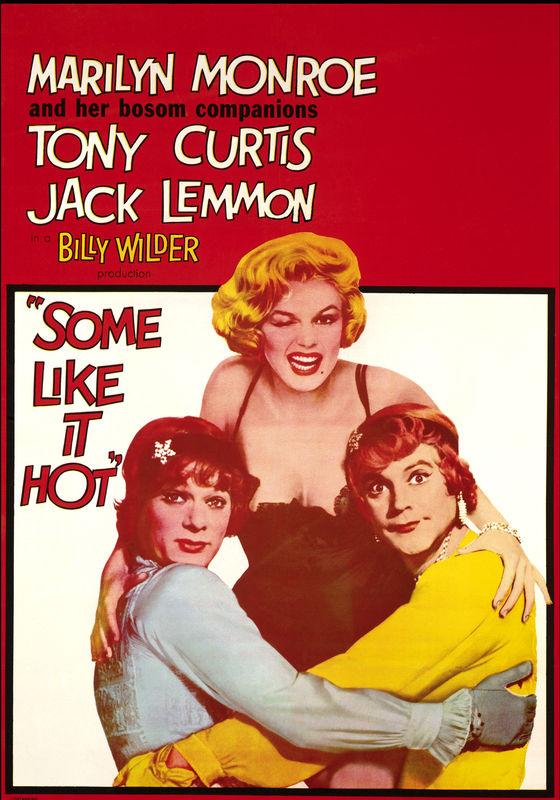 Certains l'aiment chaud (1959)