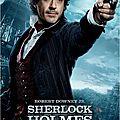Sherlock Holmes - A game of shadows - * *