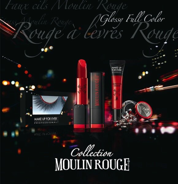 make up for ever moulin rouge 2