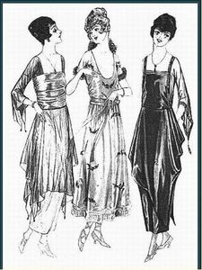 Robes 1919