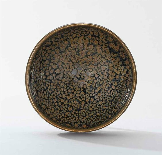 A Henan russet-spot black-glazed bowl, Northern Song-Jin Dynasty (960-1234)