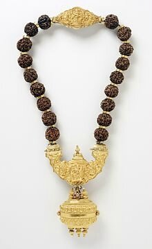 necklace-lingayat