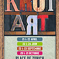 expositions Krut'Art