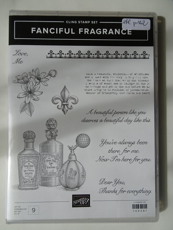 Tampons Fanciful fragance