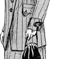 Tailleur de 1910