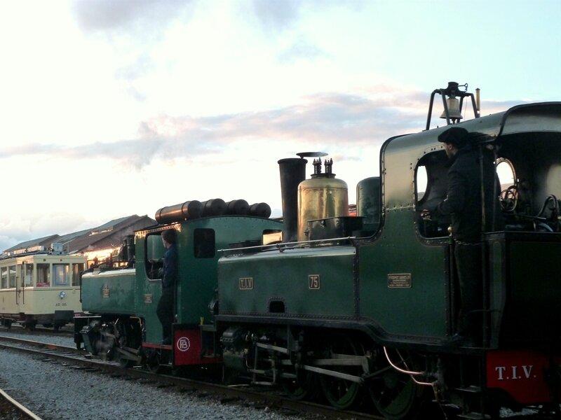 Train vapeur 4