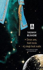 Deux ans, huit mois et vingt-huit nuits de Salman Rushdie