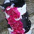 urne mariage wedding cake ou piece montée