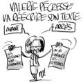 Universités : valérie pécresse va réécrire son texte