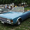 Ford 26m p7 cabriolet deutsch 1969-1971