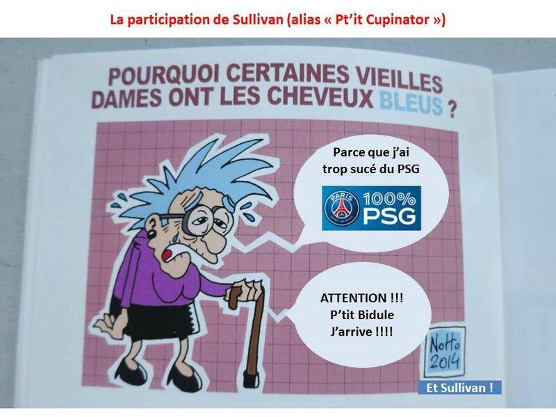 concours bd participation Sullivan