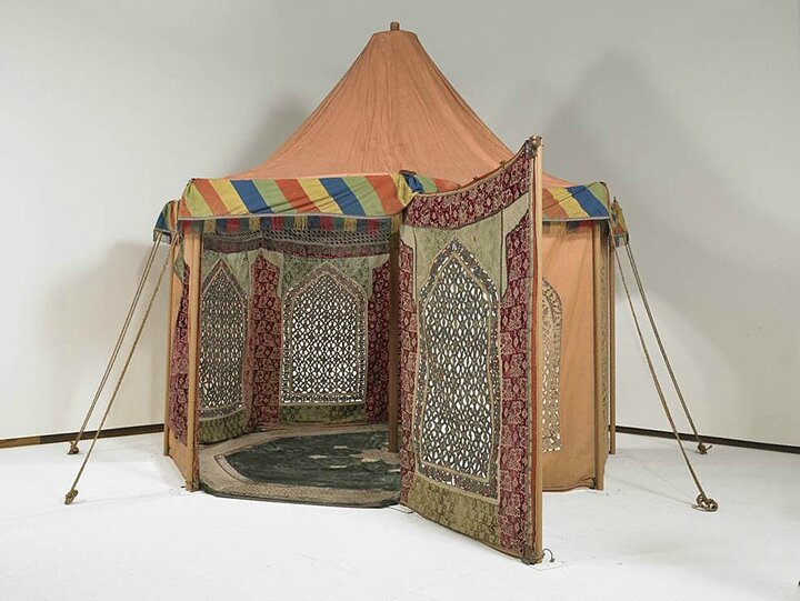 Exhibition At Saint Louis Art Museum Highlights Carpets And Tents