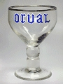 Verre orval 1990
