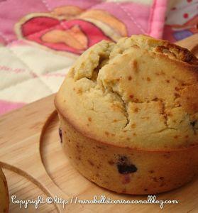 muffins bluets