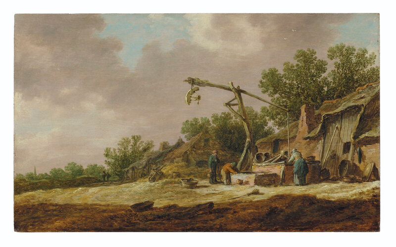 2019_NYR_18934_0607_000(jan_van_goyen_a_village_landscape_with_figures_at_a_well)