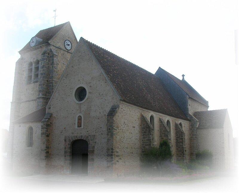 Eglise de Moissy-Cramayel, Seine-et-Marne - (c) C. MENOT