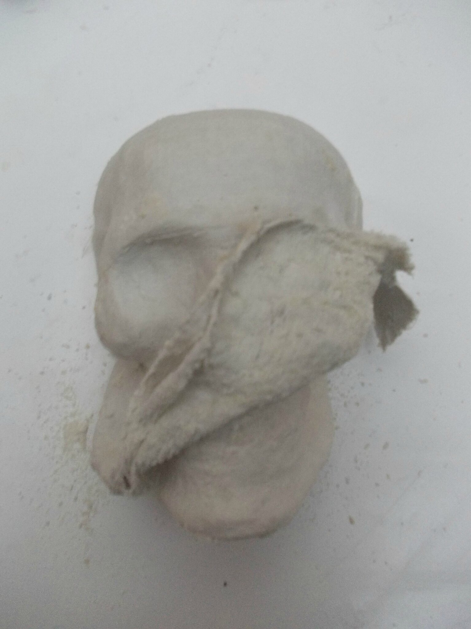 Démoulage Skull