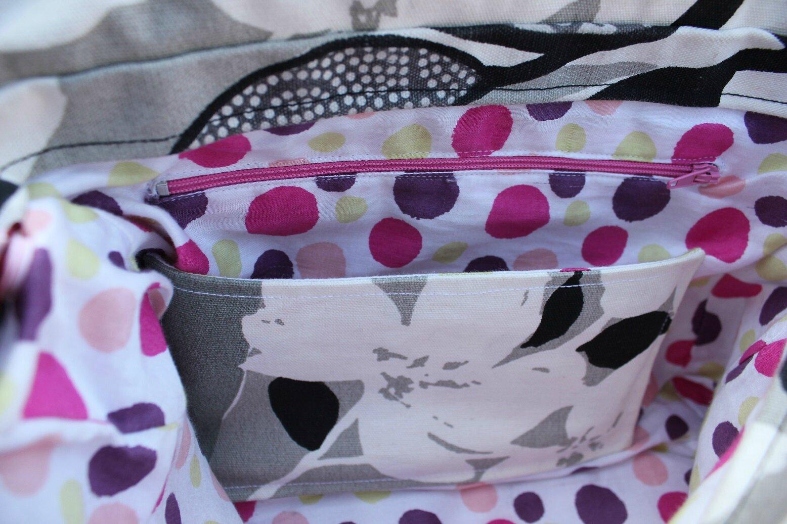 Mon sac intérieur