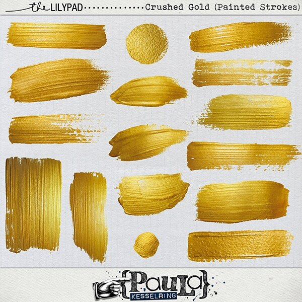 PaulaKesselring_CrushedGoldPaintedStrokes_Preview600