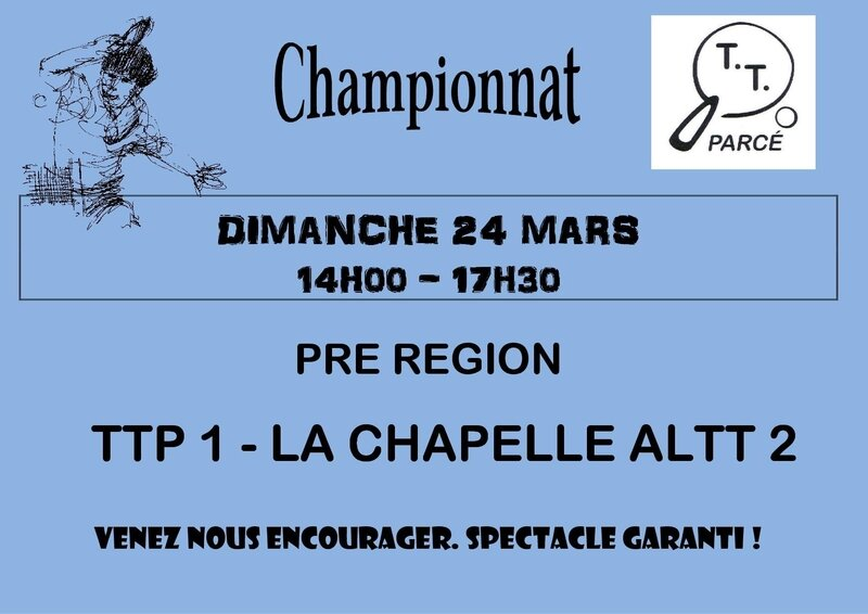 Affiche Phase 2 J4 TTP 1