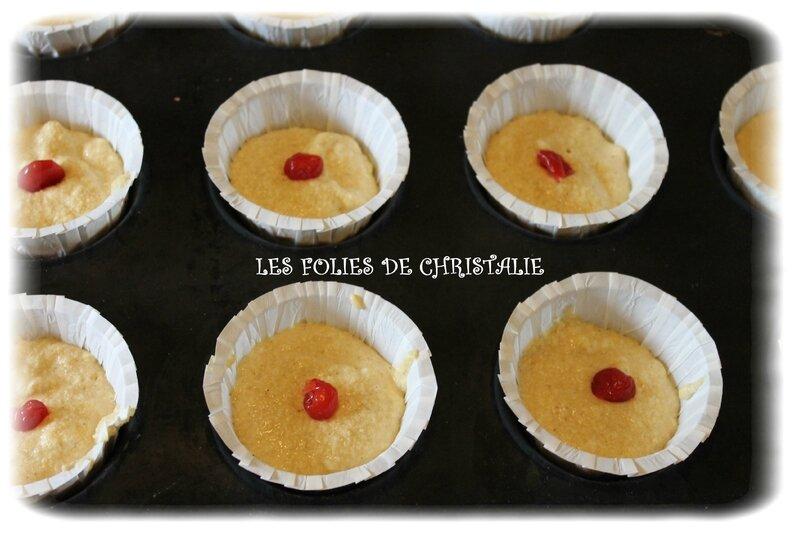 Petits gâteaux maïs 7