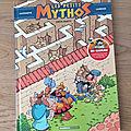 Nous avons découvert les tome 11 les petits mythos crète party de cazenove et larbier (editions bamboo)