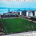 Toulon - stade Mayol datée 1971