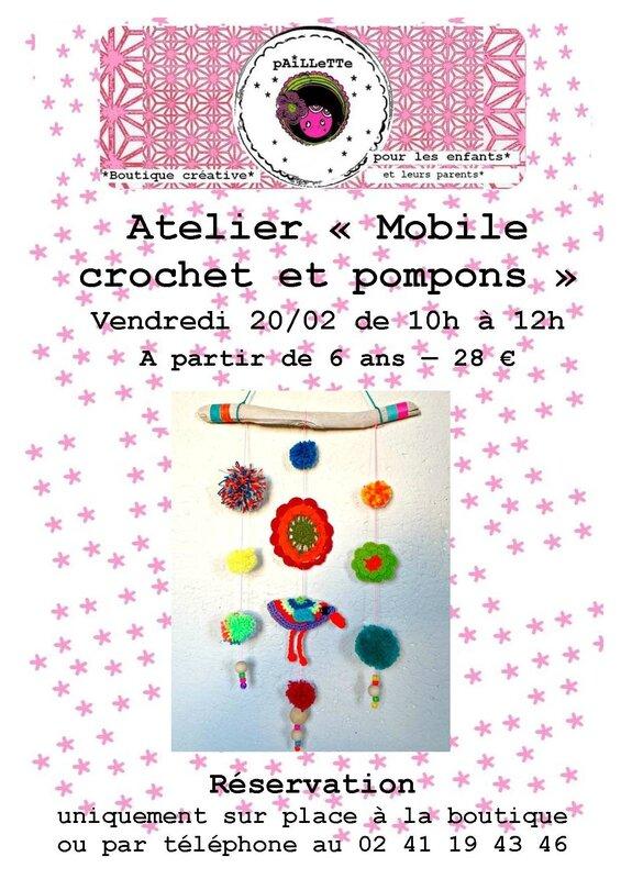 Mobile crochet